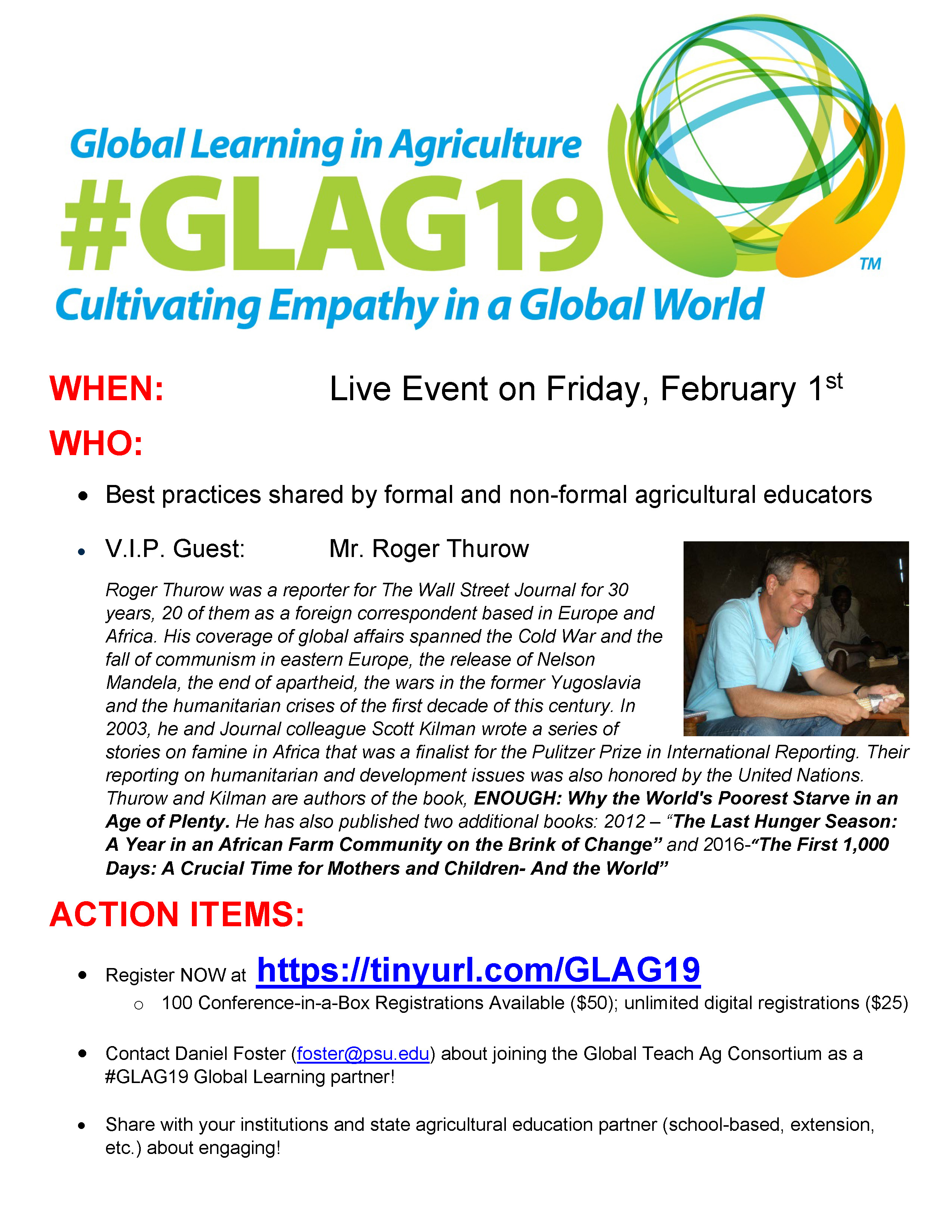 GLAG19 Promotional Flyer 003